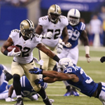 New Orleans Saints at Indianapolis Colts