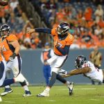 Houston Texans at Denver Broncos, 8:30p.m. EST